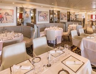 Verandah Restaurant. Foto: Cunard Line.