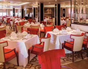 Queens Grill Restaurant. Foto: Cunard Line.