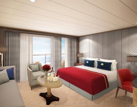 Princess Grill. Foto: Cunard Line.