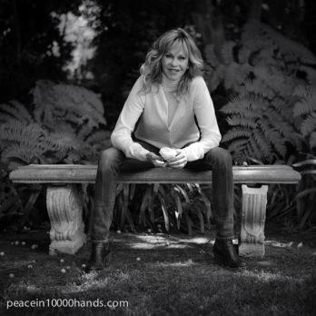 Foto: Stuart Robertson, gentileza Peace in 10,000 Hands.